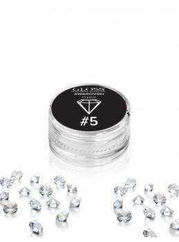 SWAROVSKI Crystal 5 50 stk.