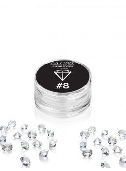 SWAROVSKI Crystal 8 50 stk.