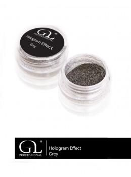 Hologram Effect Grey