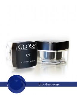 Blue - Turquoise 09