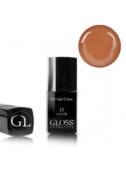 Gloss UV Gel Color 15 med...