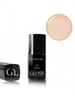 Gloss UV Gel Color 14 med...
