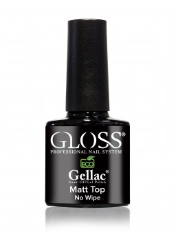 Gellac No Wipe Matt Top