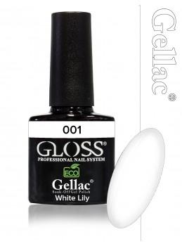 Gellac 001 / L762 White Lily