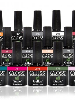 Gellac Set 48 st.