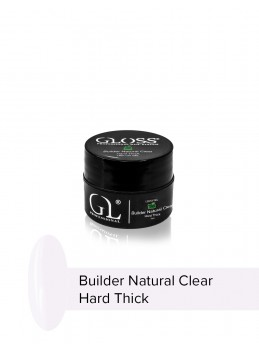 Builder Natural Clear Hard...
