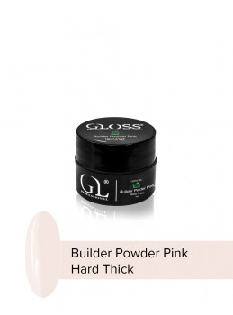 Builder Powder Pink Hard...
