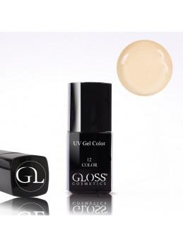 Gloss UV Gel Color 12 med...