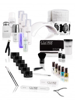 Startpaket / Gloss Uv Gel...