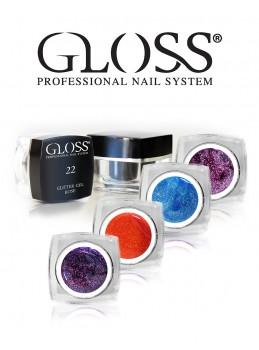 Gel LED/UV Soft Glitter | Webbutik Gloss Cosmetics