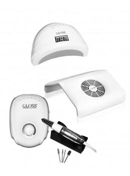 Utrustning & Vardagsrum apparater | Webbutik Gloss Cosmetics