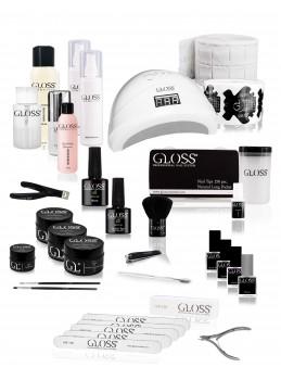 manicure & pedicure Naglarkit   Webbutik Gloss Cosmetics